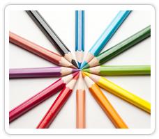 色彩関係の検定について